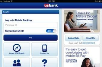 US Bank intros BillPay feature for iOS and Android, lets you set up bill payments with a pic
