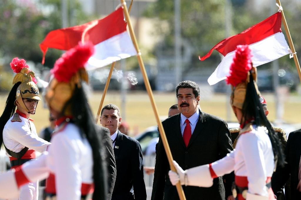Venezuelan President Nicolas Maduro 's socialist government has not adopted 112 resolutions as Venezuelan law, routine procedure for Mercosur members