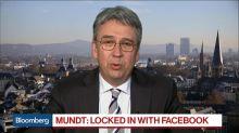 Germany's Top Antitrust Regulator on Fight Against Facebook