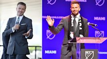 See what David Beckham's new Miami MLS club badge looks like