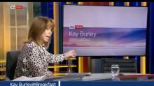 Kay Burley 'Empty Chairs' James Cleverly For Failing To Turn Up For Sky News Interview