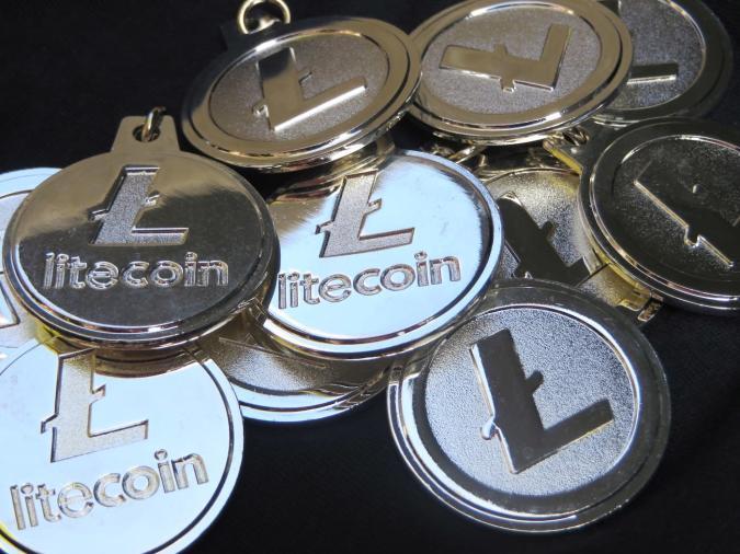 Flickr/Litecoin Keychains