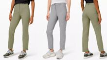 'Literally the best': Lululemon just added these fan-favourite pants to their We Made Too Much section