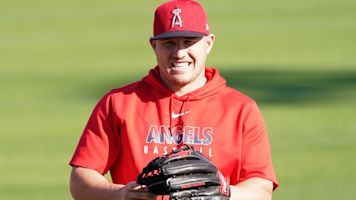 Trout not sure he'll play entire 2020 season