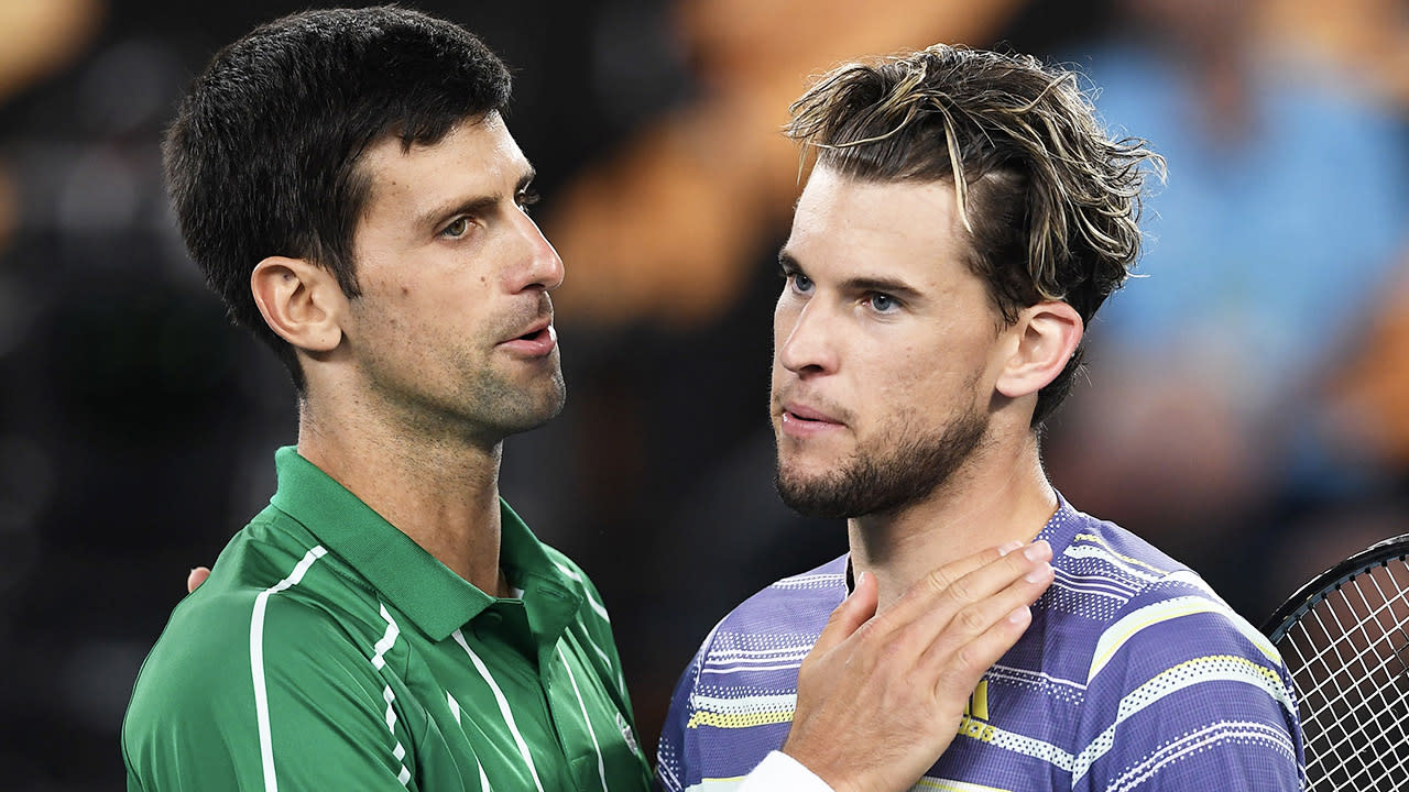 'Can't correct this imbalance': Dominic Thiem doubles down on tennis furore