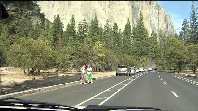Yosemite Closed on 123rd Birthday Due to Government Shutdown