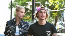 Hailey Baldwin Made Justin Bieber Shave His Mustache Off