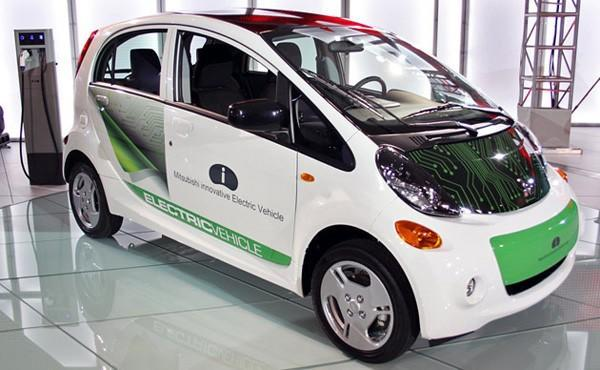Mitsubishi i is the new name of the i MiEV for American market, coming next fall for $30,000