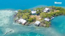 This island in Belize is for sale