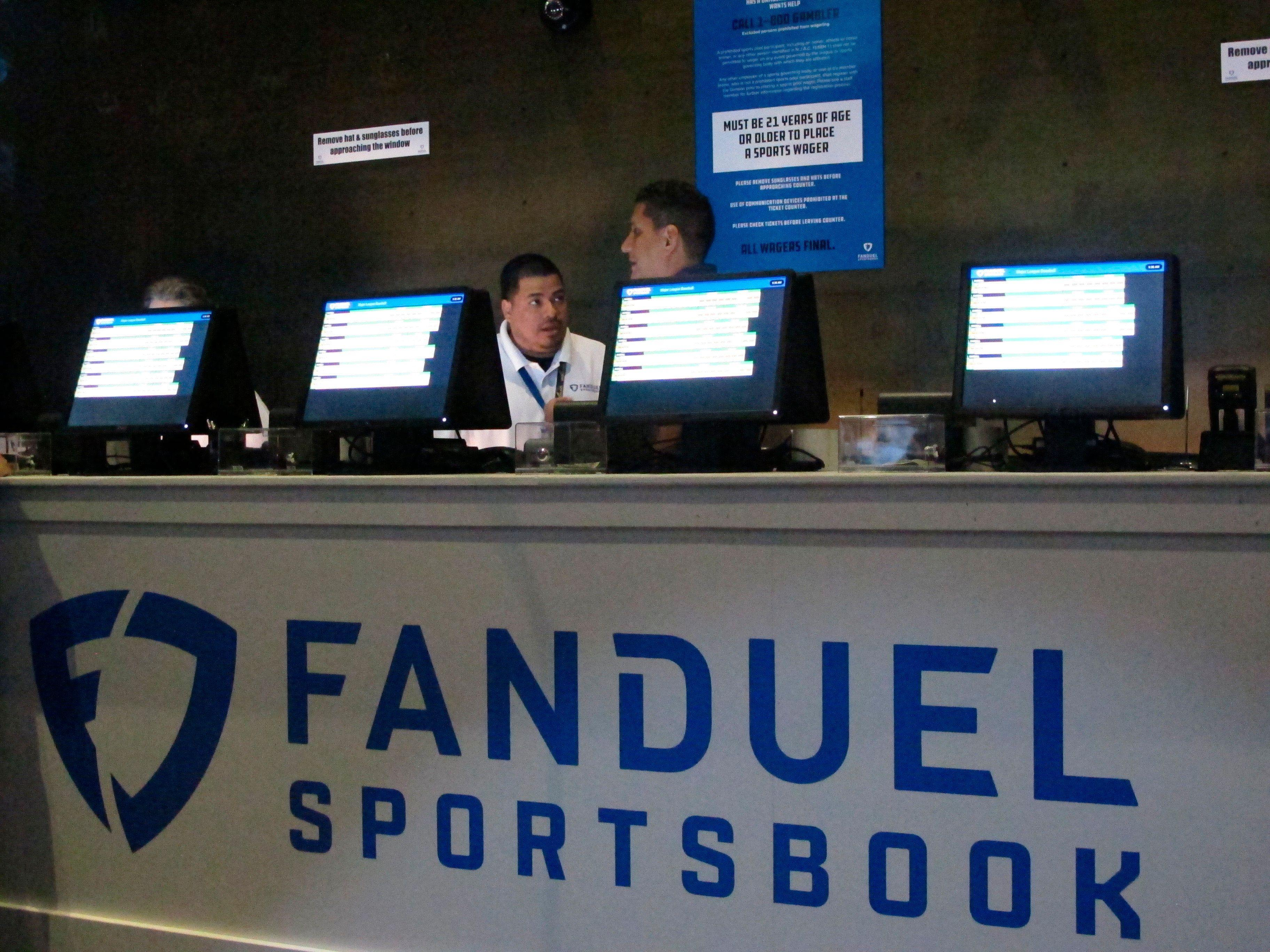Ahead of NFL Draft, FanDuel CEO says sports betting will never be legalized across the country