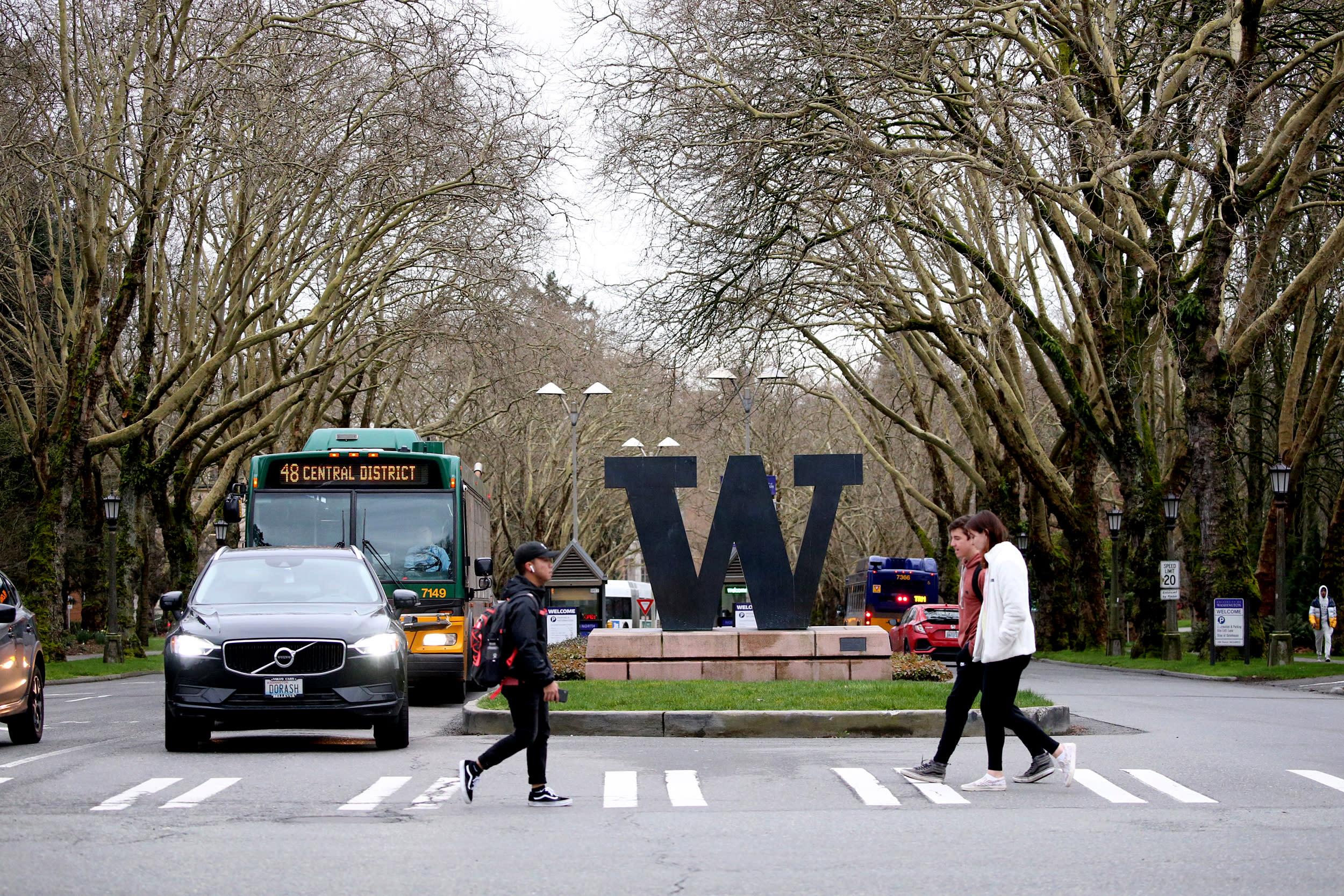 Coronavirus outbreak among students at University of Washington's frat houses