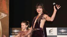 Milla Jovovich's daughter Ever Anderson made Scarlett Johansson cry in 'Black Widow'