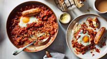 New Year's breakfasts for saints and sinners, from green smoothies to the full English