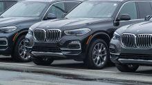 BMW profits surge as electric vehicle sales double