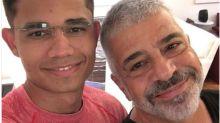 Lulu Santos comemora um ano de namoro com Clebson: 'Seu amor é um privilégio'