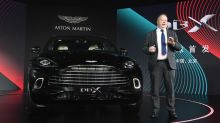 Aston Martin CEO Andy Palmer to leave in favor of AMG chief Tobias Moers
