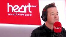 Watch: Stephen Mulhern stunned by Jamie Theakston's tasteless Ant McPartlin gag