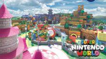 日本環球影城任天堂主題區 SUPER NINTENDO WORLD有新圖