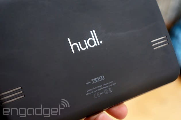 Tesco's Hudl 2 tablet to be unveiled on October 3rd