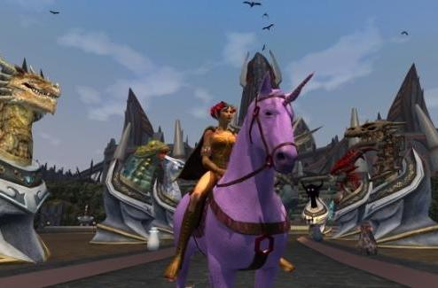 EverQuest II's dino-tastic expansion pack is still in the works