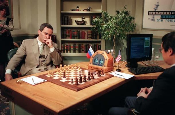 ESPN investigates the historic Kasparov vs. IBM chess games