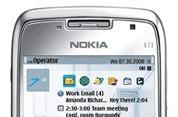 Rogers begins selling white Nokia E71, Americans consider relocating