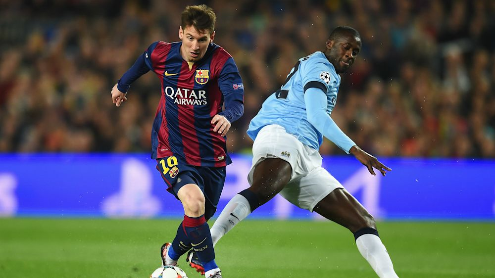 "Yaya Touré: ""El plan del City era ser como el United o el Barcelona"""
