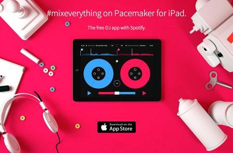 Pacemaker DJ app for iPad swaps your record bag for your Spotify password (update: video)