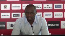 """Nice - Vieira : """"Un plaisir de retrouver Rony Lopes à Nice"""""""
