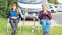Paul Merton on his new love for motorhomes: 'It was more spacious than my bedsit in the 80s!'