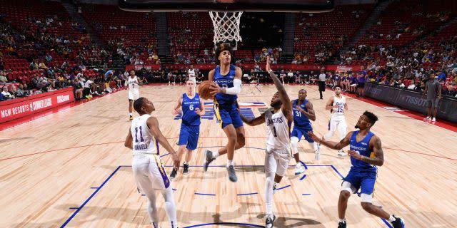 GAME RECAP: Warriors 88, Lakers 80