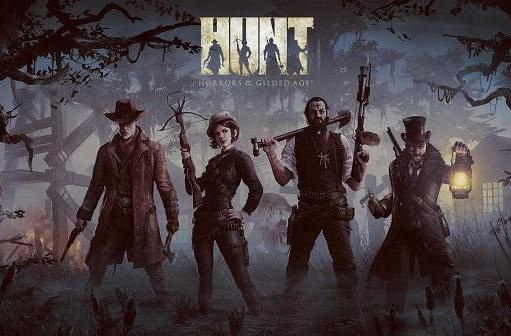 Crytek's Hunt: Horrors of the Gilded Age takes co-op to the 19th century