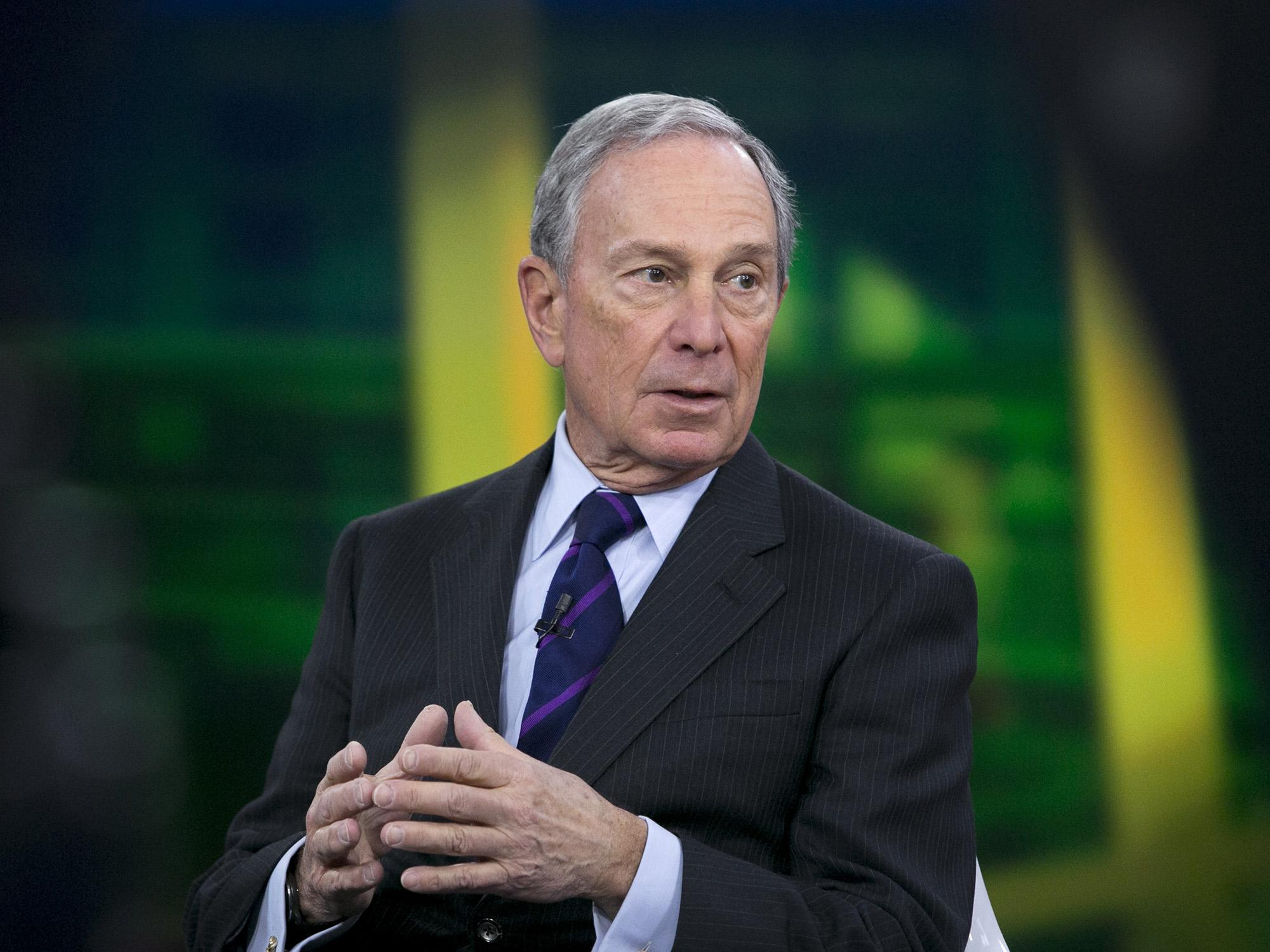 michael bloomberg - photo #27