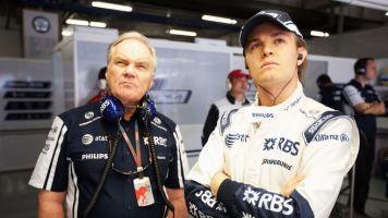 "Williams-Boss attackierte Rosberg: ""Du versenkst das Unternehmen"""