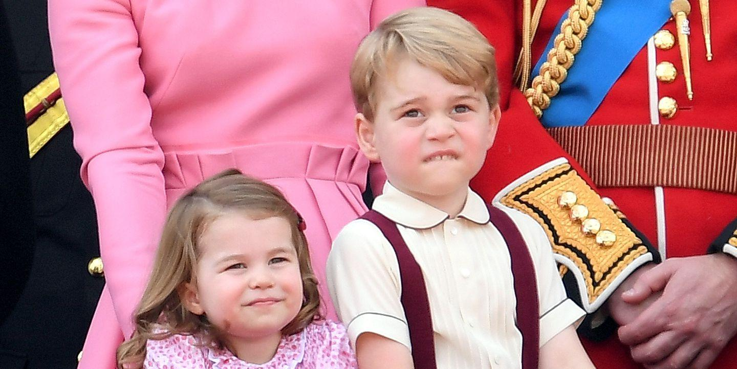 Here\'s When Prince George and Princess Charlotte Will Have to Start ...