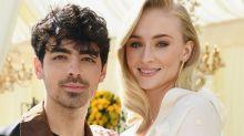 """Joe Jonas Is """"In Awe"""" of Sophie Turner's Parenting Skills"""