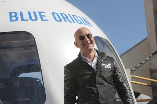 Blue Origin's latest New Shepard test flight hauled NASA experiments