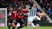 Premier League live: Bournemouth v West Brom