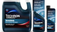 Chevron Introduces Techron® Protection Plus Marine Fuel System Treatment Formulated for Continuous Protection of Boat Engines and Fuel Systems During Regular Operation and Storage