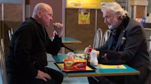 EastEnders airs Patrick Bergin's first scenes next week
