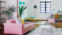 House Tour: A Boho Chic Apartment on Everton Road