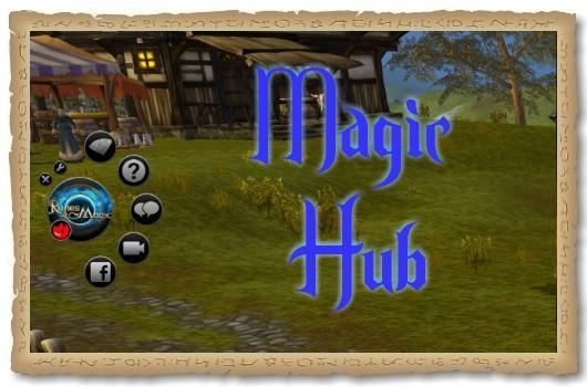 Lost Pages of Taborea: Test driving Magic Hub