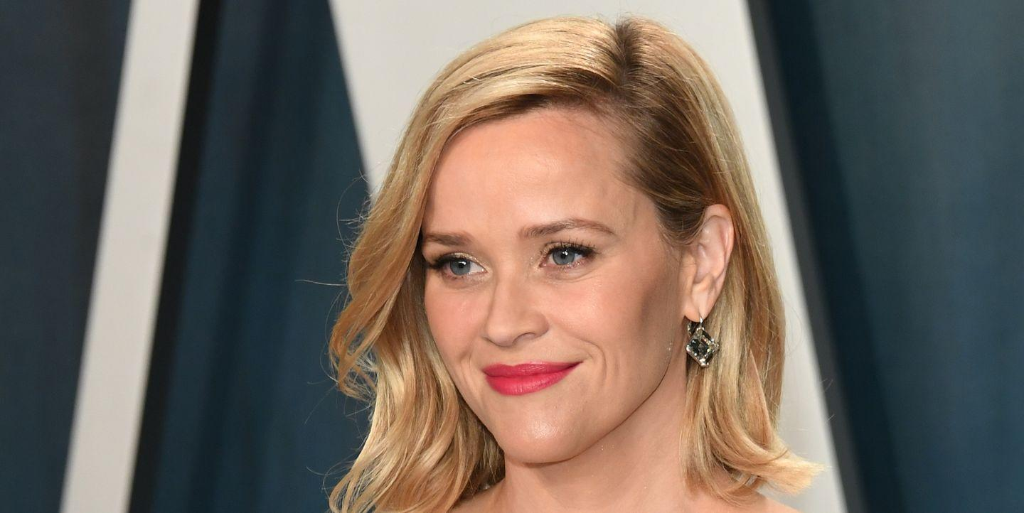 Reese Witherspoon shares photo of new puppy with cutest name