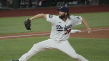 Hernández: Clayton Kershaw flashes World Series form he showed before Astros cheated him