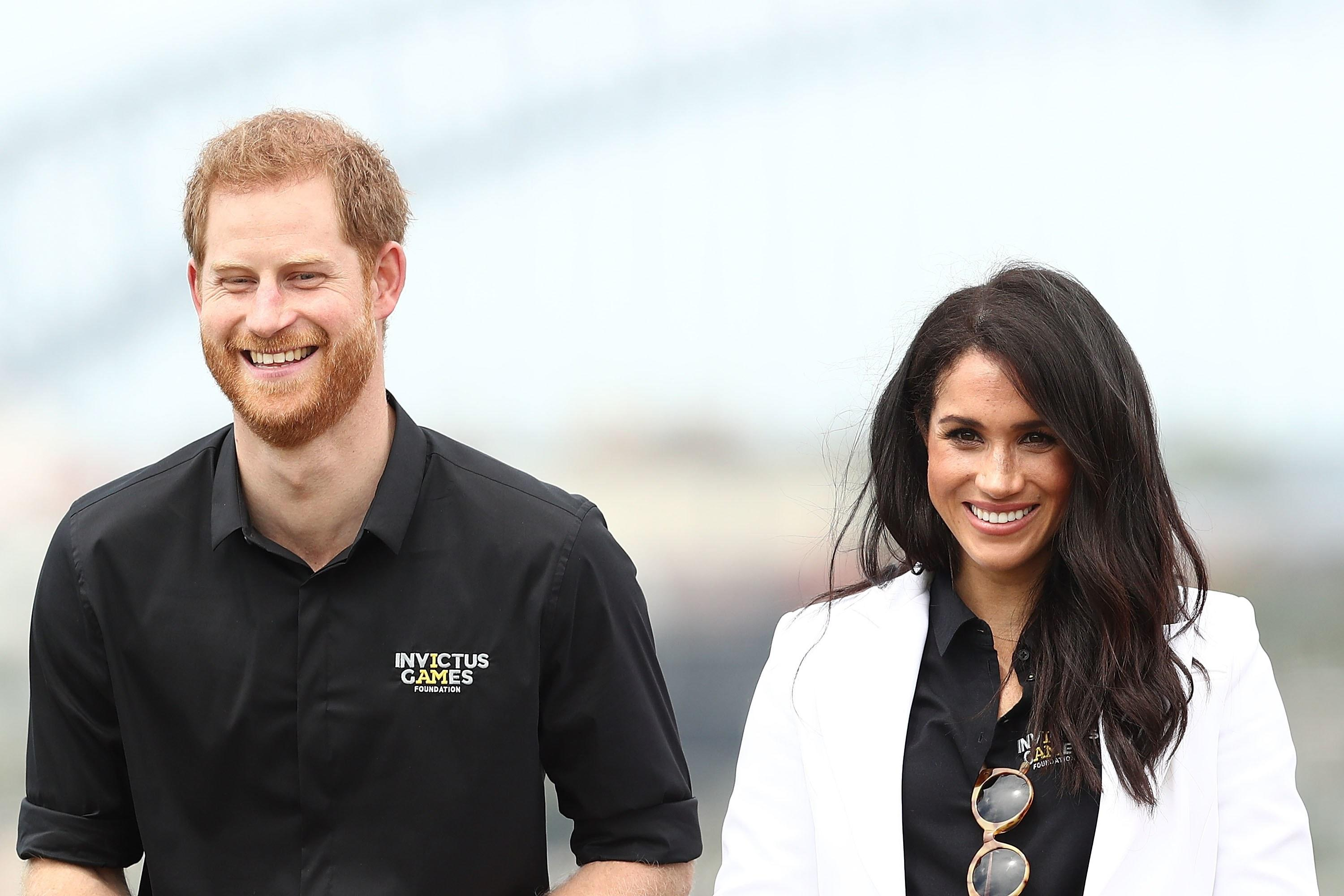 meghan markle and prince harry now have their own instagram yahoo finance