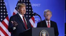 """John Bolton in ARD-Interview: """"Trump ist ein Störfall des amerikanischen Systems"""""""