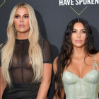 Khloe Kardashian Finds Herself in the Middle of Kim and Kourtney's Feud -- Watch!