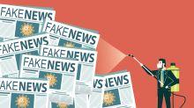 Coronavírus: por que muita gente ainda espalha fake news
