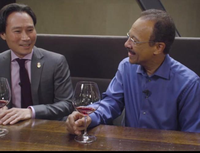 Meet Yoon Ha, Master Sommelier and Beverage Director at Benu in SF