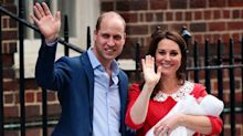 See the First Photos of the New Royal Baby!
